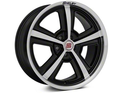Shelby CS69 Gloss Black Wheel - 20x9 (05-14 All)