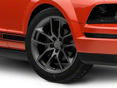 Magnetic Style Charcoal Wheel - 19x8.5 (05-14 All)