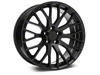 Performance Pack Style Black Wheel - 19x8.5 (94-19 All)