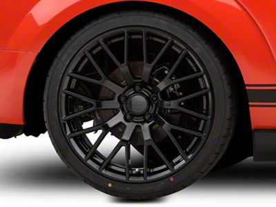 Performance Pack Style Black Wheel - 20x10 (05-14 All)