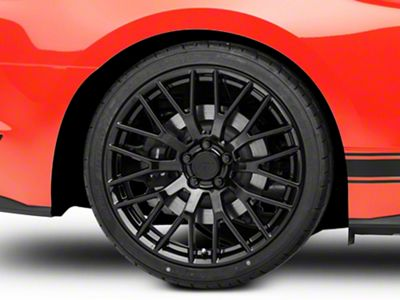 Performance Pack Style Black Wheel - 20x10 - Rear Only (15-19 GT, EcoBoost, V6)