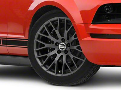 Performance Pack Style Charcoal Wheel - 19x10 (05-14 All)