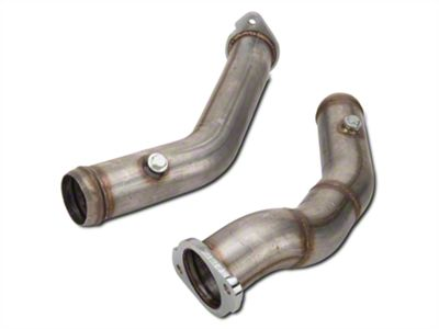 Pypes Off-Road Cat Delete Pipes - Stainless Steel (11-14 GT; 12-13 BOSS 302)