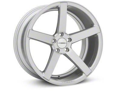 Vossen CV3-R Metallic Silver Wheel Wheel - 20x10.5 - Rear Only (05-14 All)
