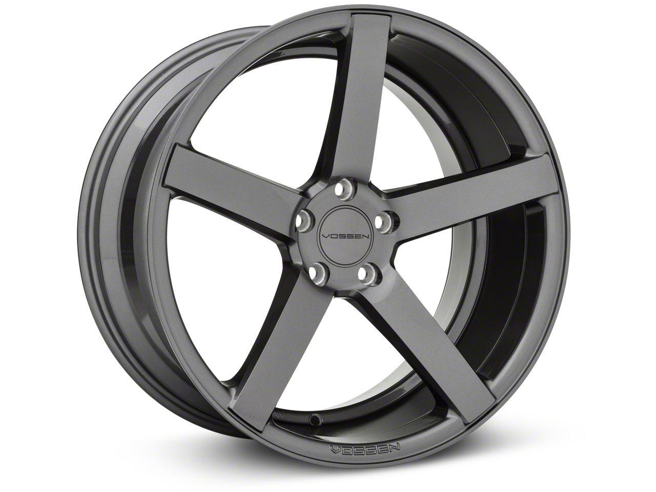 Vossen CV3-R Graphite Wheel - 20x10.5 - Rear Only (05-14 All)