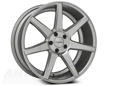 Vossen CV7 Silver Polished Wheel - 20x9 (05-18 All)