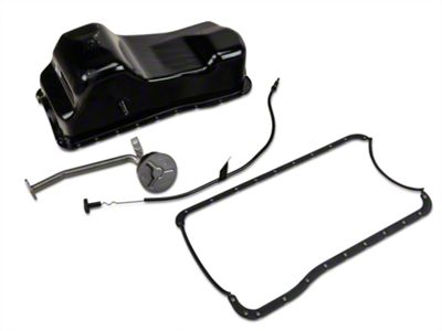 Ford Performance 460 Engine Swap Oil Pan Kit (79-95 All)