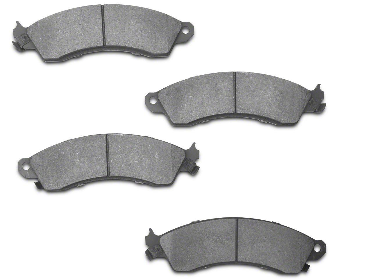 StopTech Street Performance Low-Dust Composite Brake Pads - Front Pair (94-04 Cobra, Bullitt, Mach 1)