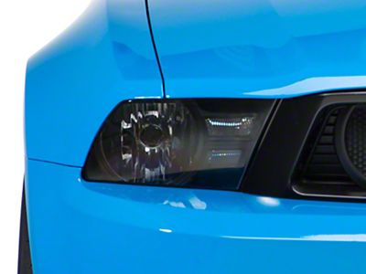 Axial Smoked Euro Style Headlights (10-12 GT, V6)