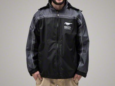 Ford Mustang 50th Anniversary Windbreaker