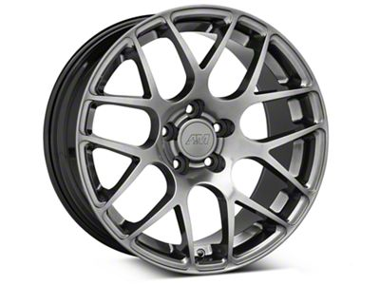 AMR Dark Stainless Wheel - 18x9 (05-14 All)
