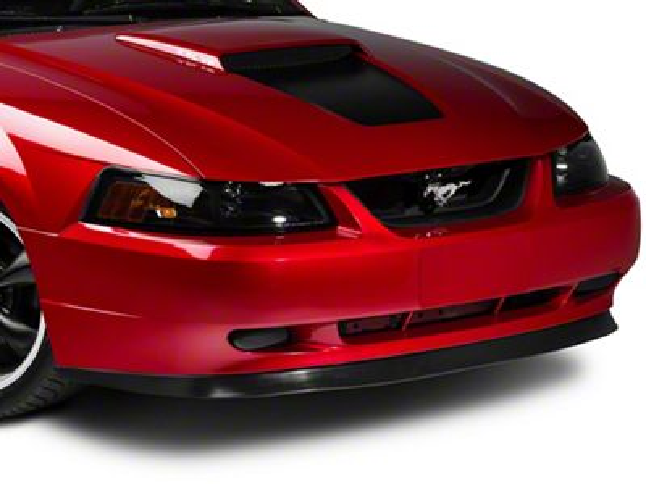 SpeedForm Mach 1 Chin Spoiler (99-04 GT, V6; 99-01 Cobra)