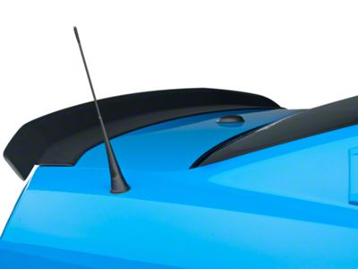 RTR Aluminum Rear Spoiler - Black (10-14 All)