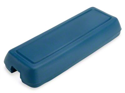Scott Drake Center Console Arm Rest Lid - Blue (79-86 All)