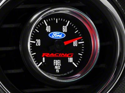 Ford Performance Fuel Pressure Gauge (79-19 All)