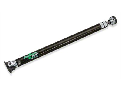 The Driveshaft Shop 3.25 in. Carbon Fiber One Piece Driveshaft (11-14 GT; 12-13 BOSS 302)
