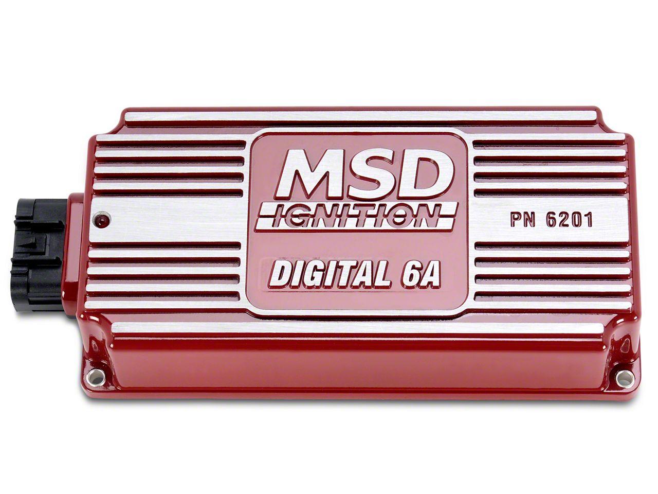 MSD 6A Digital Ignition Module (79-95 All)