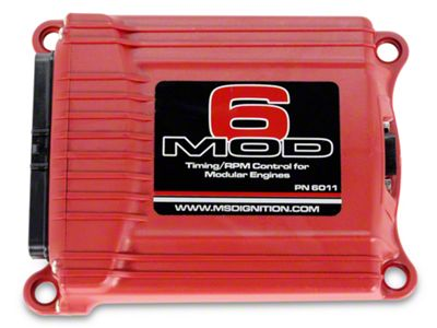 MSD Ignition Controller - Carbureted (96-10 V8)