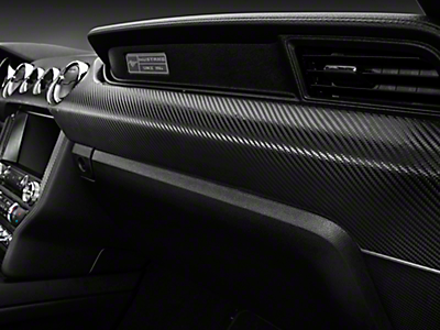 Interior Trim - Carbon Fiber<br />('15-'19 Mustang)