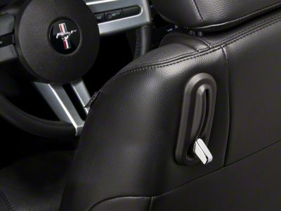Modern Billet Chrome Seat Release Levers (05-09 All)