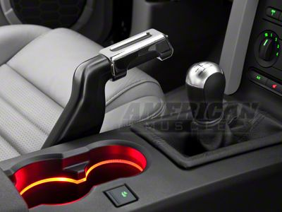 Modern Billet Chrome E-Brake Handle Cover (05-09 GT, V6)