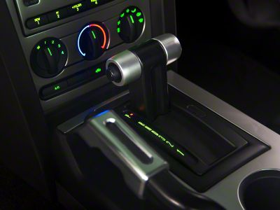 Modern Billet Satin Shifter Handle Covers (05-09 w/ Automatic Transmission)