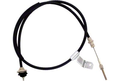 Steeda Adjustable Clutch Cable (79-95 5.0L)