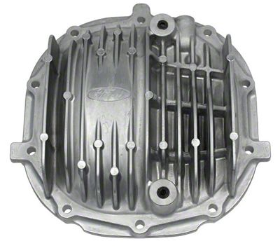 Steeda Finned Differential Cover - 8.8 in. (86-14 GT; 03-04 Mach 1; 07-12 GT500; 93-98 Cobra; 11-14 V6)