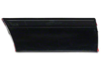 OPR Front Left Side Fender Molding - Rear (87-93 LX)