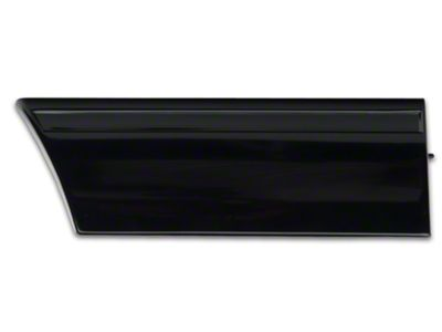 OPR Front Right Side Fender Molding - Front (87-90 LX)