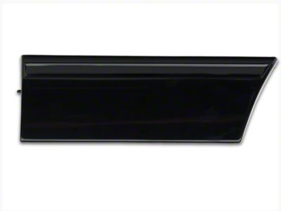 OPR Front Left Side Fender Molding - Front (87-90 LX)