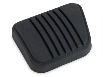 OPR Clutch/Brake Pedal Cover (79-93 w/ Manual Transmission)