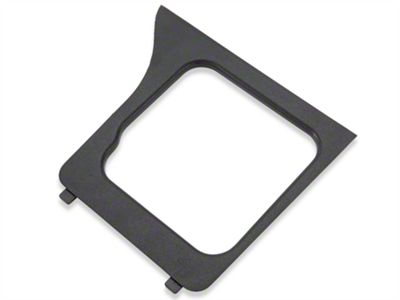 OPR Shifter Bezel (79-86 w/ Manual Transmission)