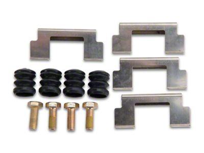 OPR Rear Disc Brake Hardware Kit (1993 Cobra)