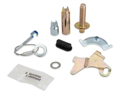 OPR Drum Brake Self Adjuster Repair Kit - Right Rear (79-93 All)