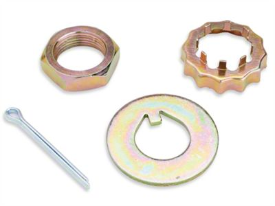 OPR Spindle Lock Nut Kit (79-93 All)