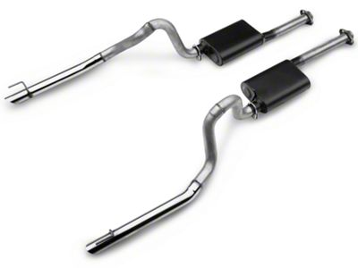 Flowmaster American Thunder Cat-Back Exhaust (1998 GT, Cobra)