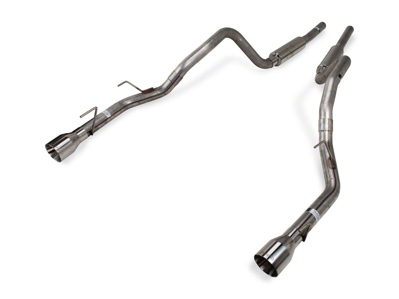 Pypes Mid-Muffler Cat-Back Exhaust (05-10 GT)