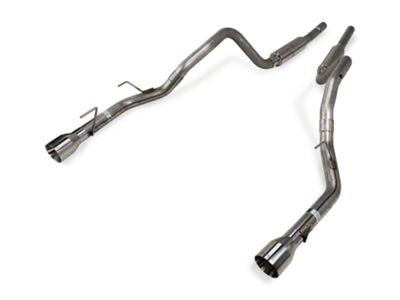 Pypes Mid-Muffler Cat-Back Exhaust (05-10 GT)