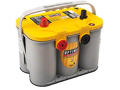 Challenger Batteries
