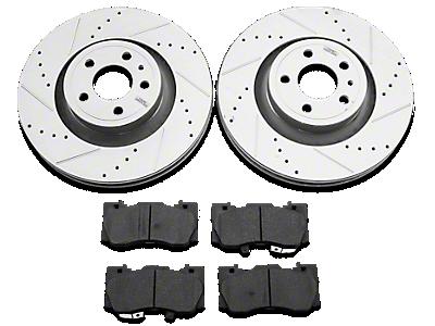 Challenger Brake Rotor & Pad Kits