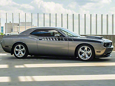 Challenger Decals, Stickers and Racing Stripes