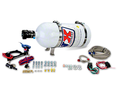 Challenger Nitrous Kits