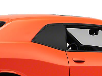 Challenger Quarter Window Covers & Decals