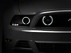 Headlights<br />('10-'14 Mustang)