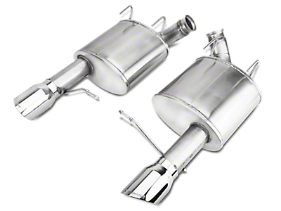 Axle-Back Exhaust<br />('10-'14 Mustang)