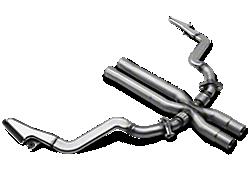 Exhaust Combos<br />('10-'14 Mustang)