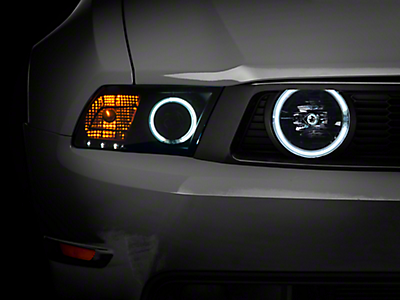 Fog Lights<br />('10-'14 Mustang)