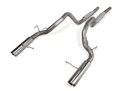 Pypes Pype-Bomb Super System Cat-Back Exhaust (11-14 GT)
