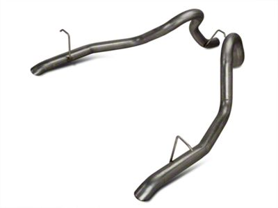 SR Performance Stainless Steel Tailpipes (87-93 GT)
